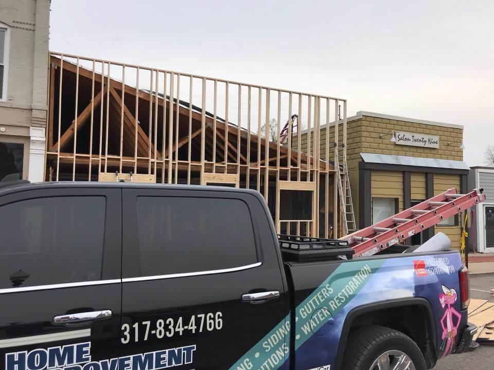 Storm Damage Repair Mooresville Indiana